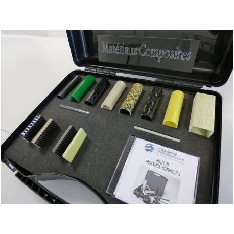 Mallette matériaux composites